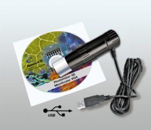 Bresser Mikroskop - 5110000 - Erudit MO 20x-1536x - 3