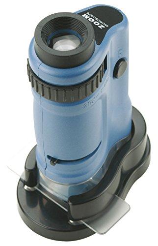 Pfiffikus von Kuenen 42414 – Mini-Zoom-Mikroskop