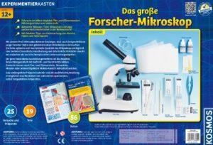 KOSMOS 636029 - Das große Forscher-Mikroskop - 3