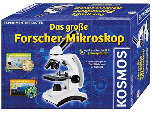 KOSMOS 636029 – Das große Forscher-Mikroskop